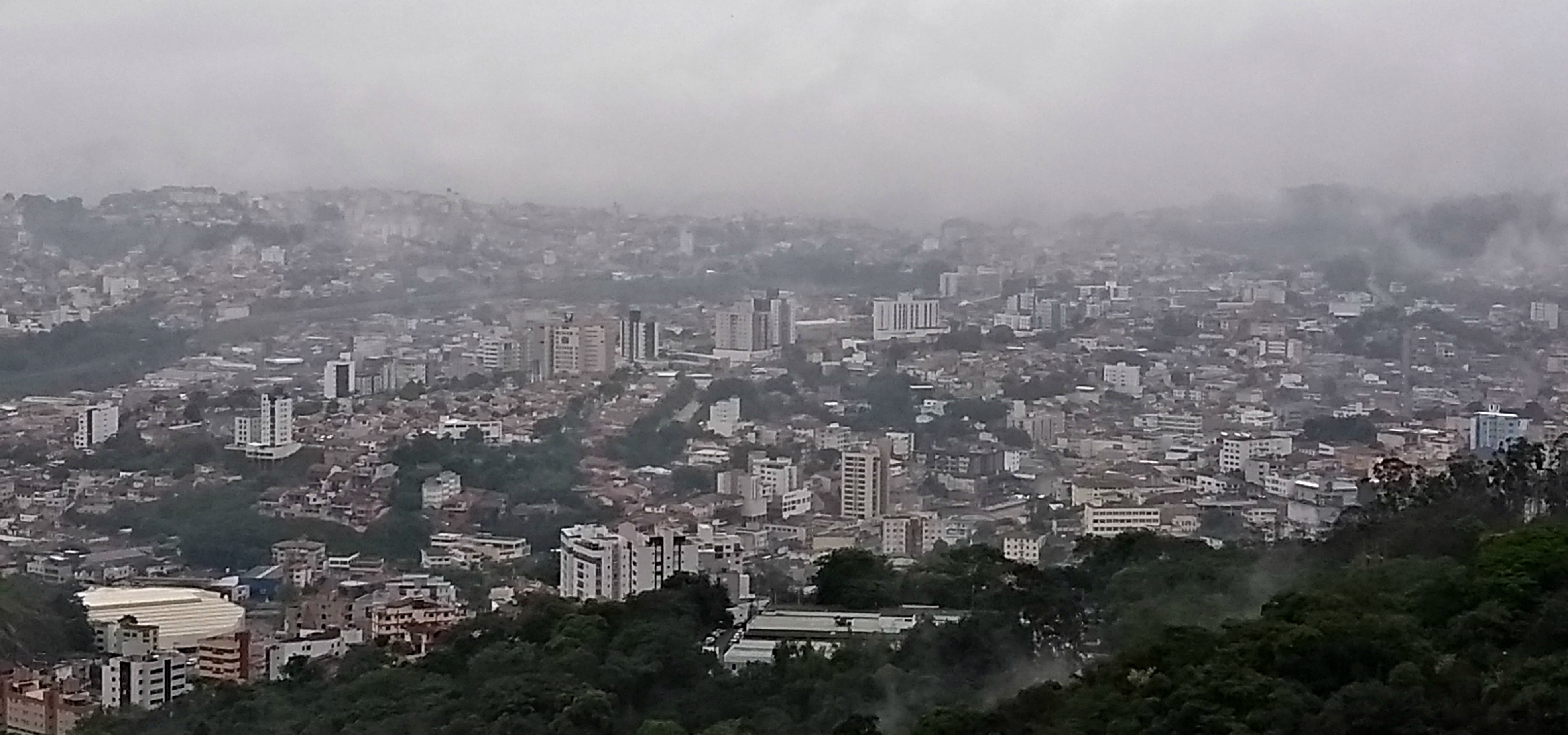 Itabira terá pancadas de chuva até terça-feira, prevê Inmet
