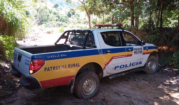 PASSABÉM – Homens armados invadem sítio, amarram vítimas e roubam dinheiro
