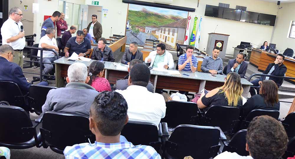 Política – Vereadores querem indicar 1,2% dos gastos do orçamento municipal