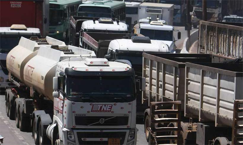 DEER/MG restringe veículos de grande porte no feriado de Corpus Christi
