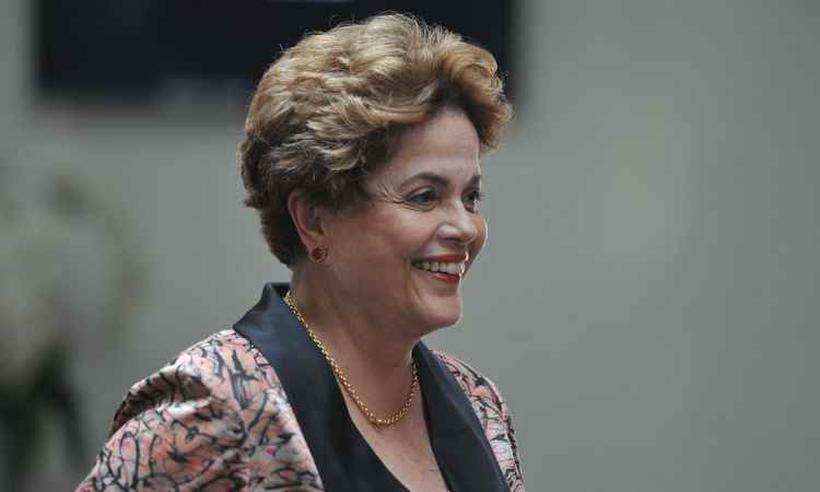 'Fake news' – Dilma diz que 'não há hipótese' de se candidatar ao governo de Minas