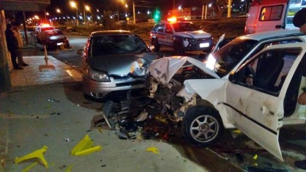 Poços de Caldas – Após briga em bar, homem pega carro, atropela e mata mulher