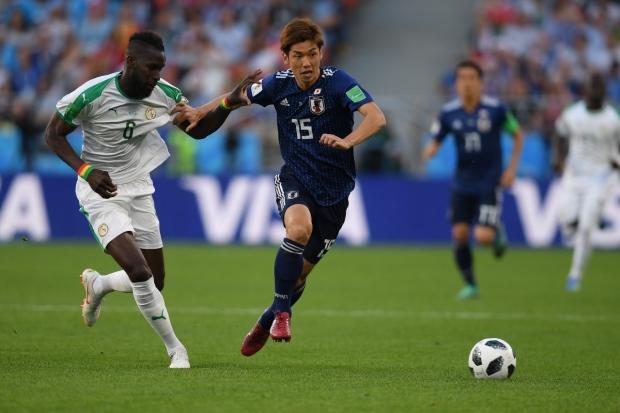 Copa da Rússia – Japão e Senegal empatam e seguem líderes no grupo H