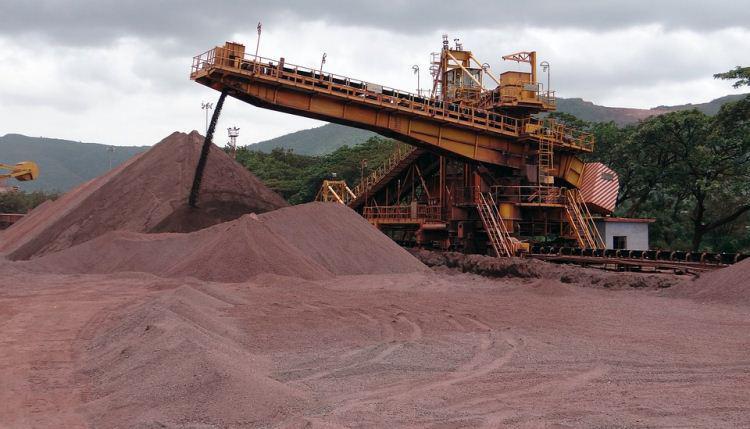 Royalties da mineração batem recorde em Minas Gerais
