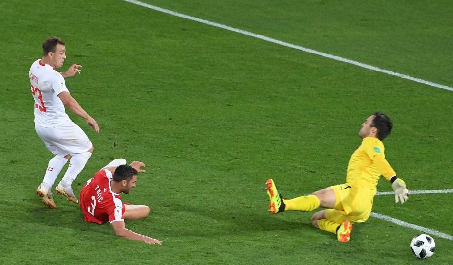 Copa do Mundo – Suíça vence de virada no fim, e Brasil permanece na liderança do grupo E
