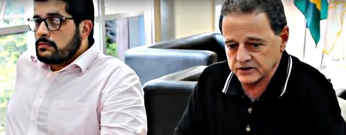 DE SAÍDA – Chefe de gabinete do Governo Ronaldo ocupará cargo no Tribunal de Contas do Estado