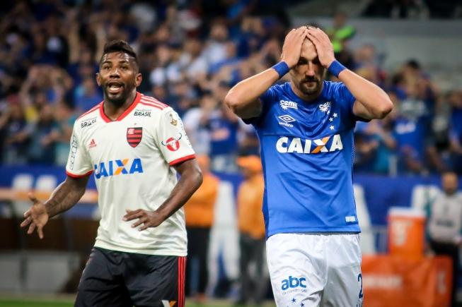 Cruzeiro perde para o Flamengo em casa 9820a312c040f