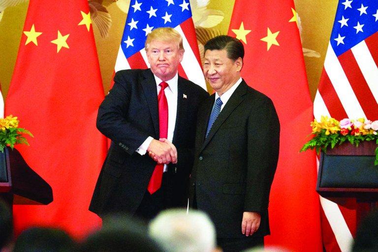 Resultado de imagem para fotos e imagens da china e dos estados unidos