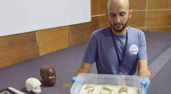 Ciência mineira celebra redescoberta do crânio de Luzia