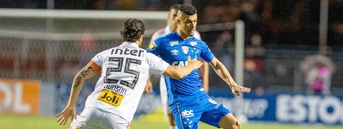Debaixo de muita chuva no Morumbi, Cruzeiro luta, mas é derrotado pelo São Paulo