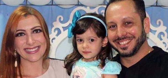 Pai mata a filha de 4 anos, a esposa e depois comete suicídio em Araguari