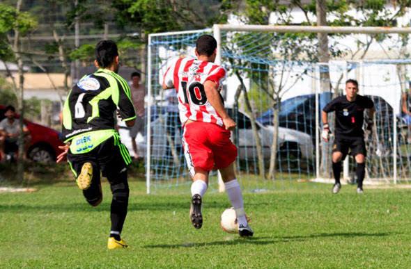 FUTEBOL – Campeonato Amador de Itabira tem rodada com 40 gols e quatro goleadas