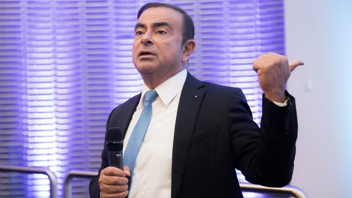 Promotores japoneses acusam formalmente Carlos Ghosn e Nissan por violações financeiras