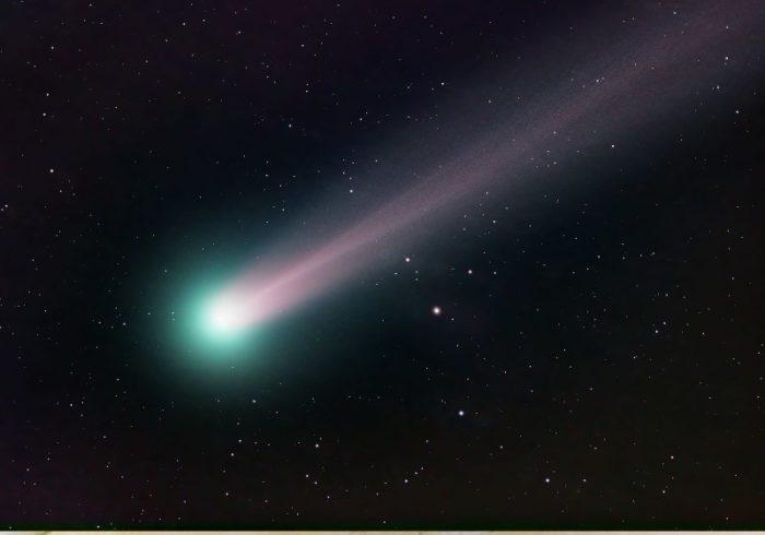 Espetáculo: cometa brilhante vai atravessar o céu no domingo