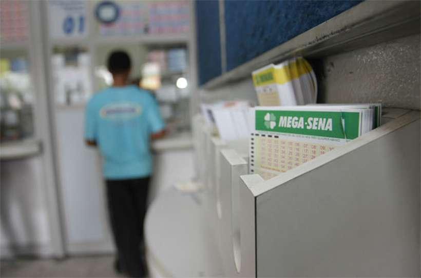 Mega-Sena acumula e pode pagar R$ 125 milhões na quarta-feira