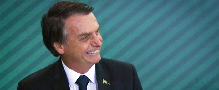 Em Davos, presidente Jair Bolsonaro diz que vai buscar investimentos para Brasil