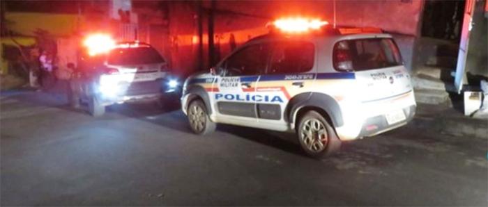 PM apreende revolver 38 e prende suspeito no bairro Juca Rosa
