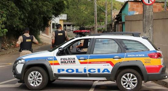 ITABIRA – Policia Militar apreende de arma de fogo no bairro Santa Ruth