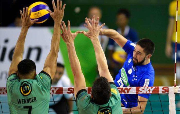 7b7da1d72 VÔLEI – Cruzeiro vence Itapetininga