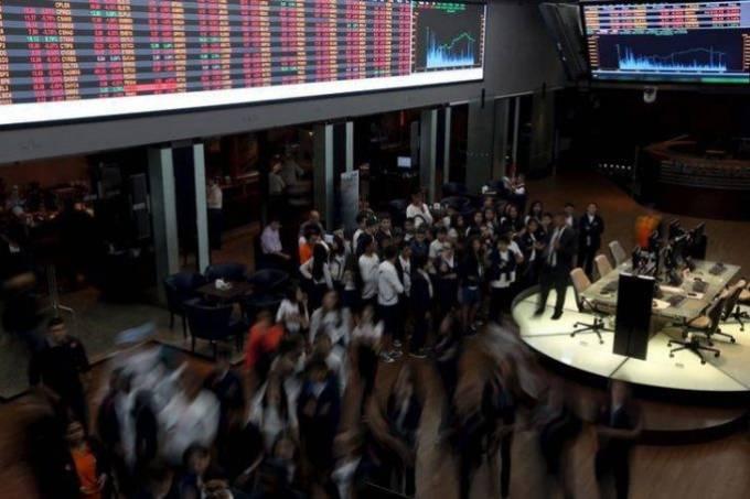 Bolsa avança com expectativa sobre reforma da Previdência