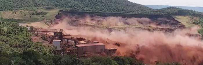 RESOLUÇÃO – Agência recomenda extinção de barragens a montante até 2021