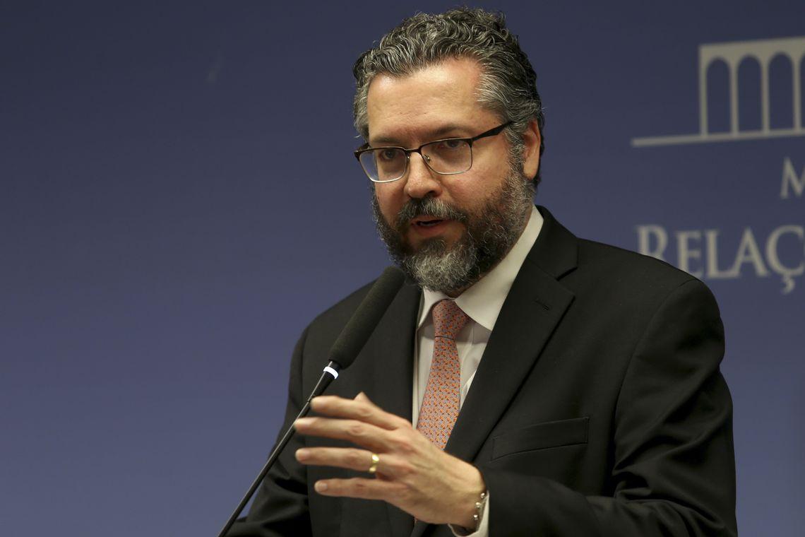 DISTRIBUIÇÃO DE DONATIVOS – Chanceler vai à Colômbia para apoiar ajuda humanitária à Venezuela