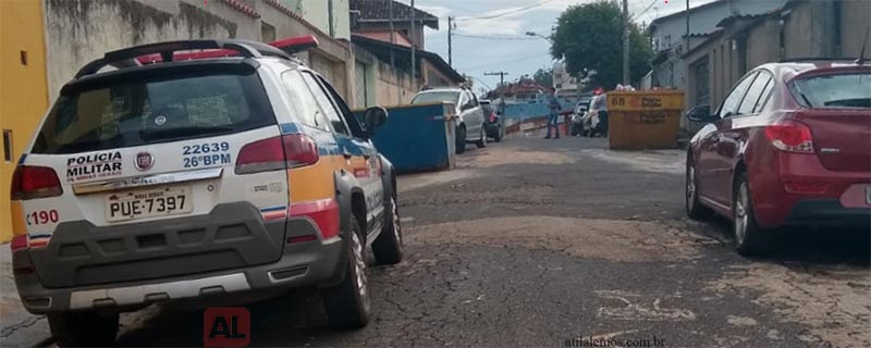 VIOLÊNCIA – Homem leva cerca de três tiros no bairro 14 de Fevereiro em Itabira