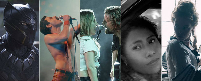 Oscar 2019 é dominado por filmes 'mais ou menos inspirados na realidade'