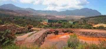 MINA DA ALEGRIA – Vale interrompe operações em mina localizada em Mariana