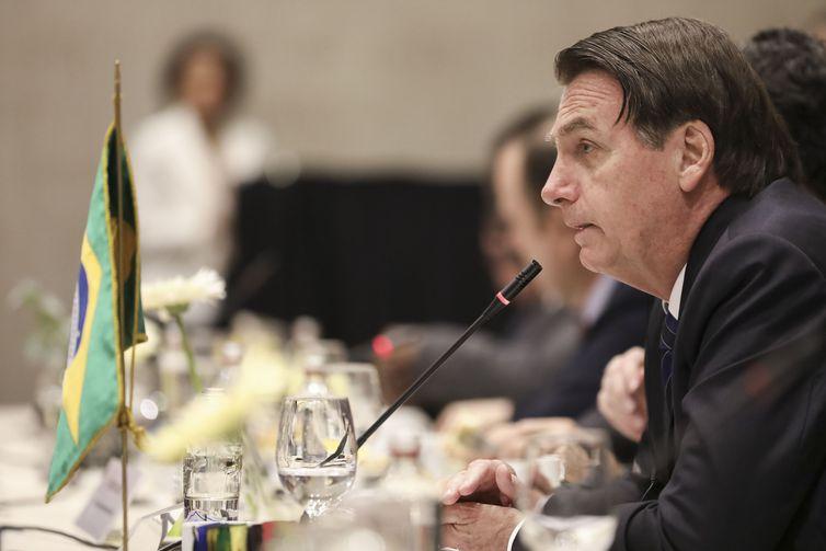 DECRETO – Bolsonaro diz que fim de visto para turistas beneficiará economia