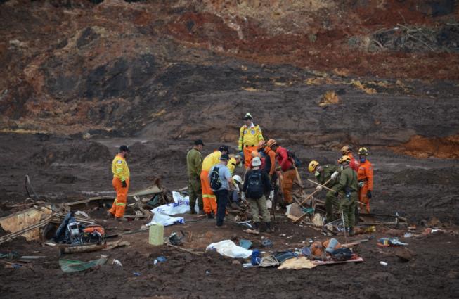 Corpos identificados em Brumadinho somam 212; número de desaparecidos cai para 93