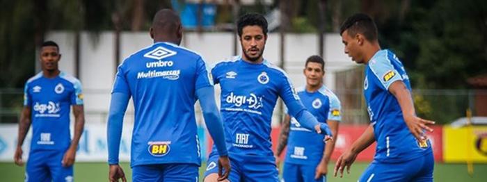 Em busca de vaga nas semifinais do Estadual, Cruzeiro encara Patrocinense no Mineirão