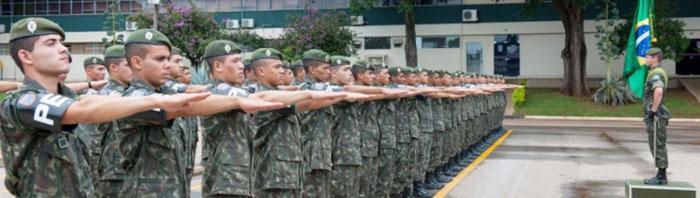 Exército, Marinha e Aeronáutica têm concursos para 2.341 vagas com remuneração de até R$ 8.245