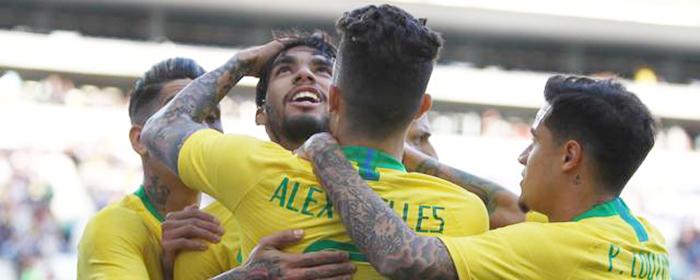 Brasil joga mal e só empata em 1 a 1 com o Panamá. Paquetá, com a 10, faz seu 1º gol