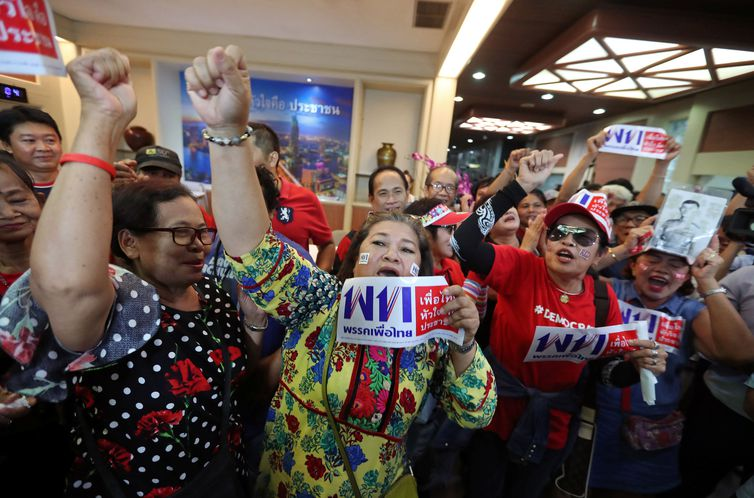 Tailândia realiza primeiras eleições depois de golpe militar de 2014