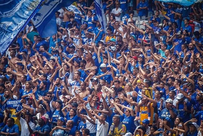 35 mil torcedores garantidos para estreia do Cruzeiro em casa na Libertadores