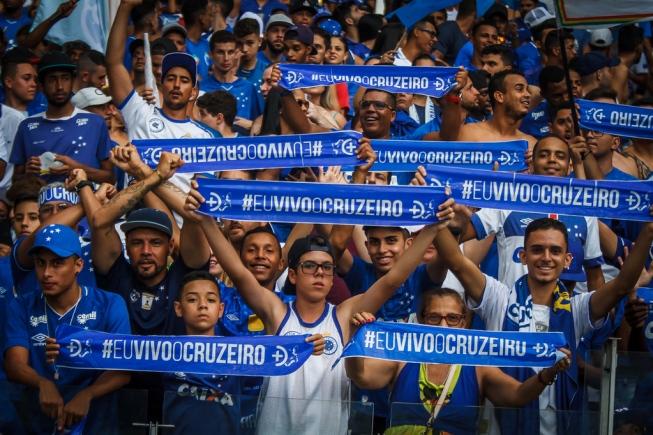 Cruzeiro cria 'setor popular' com ingressos a R$10 nos jogos como mandante no Brasileirão