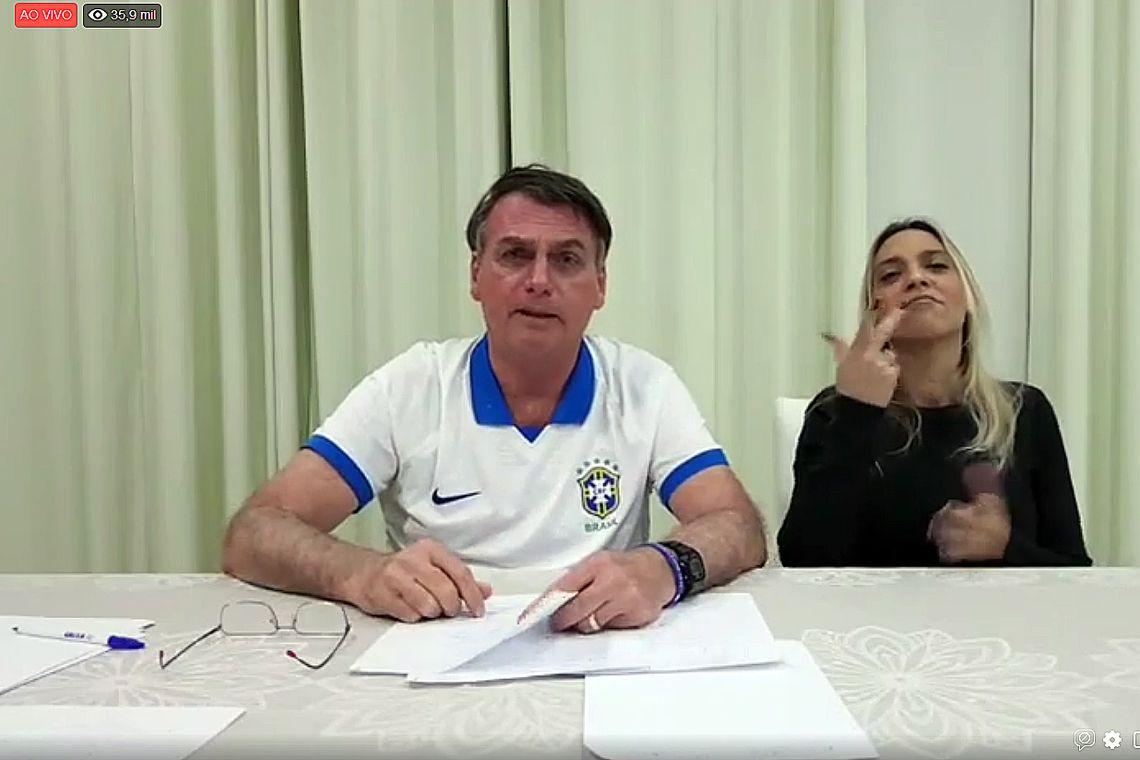 INCENTIVO A CULTURA – Lei Rouanet deverá ter teto de R$ 1 milhão por projeto, diz Bolsonaro