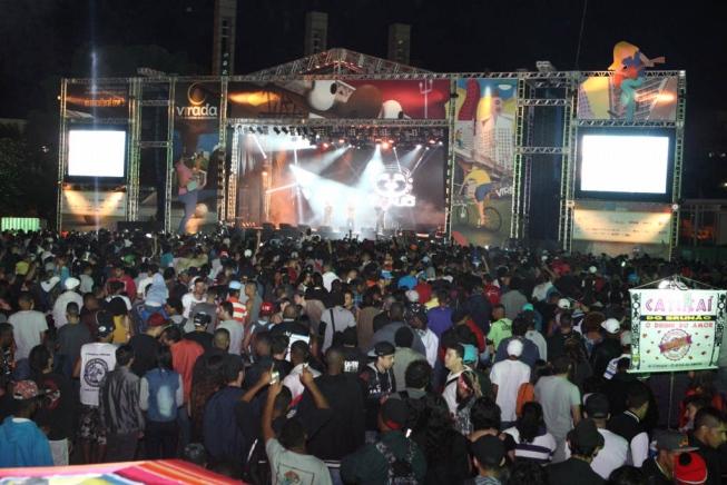 Após dois anos sem a festa, PBH anuncia data da Virada Cultural de 2019