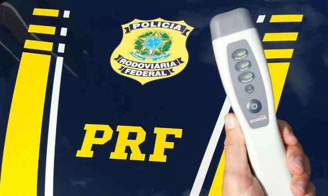 Bafômetro passivo: veja como funciona novo equipamento que está sendo utilizado em Minas Gerais