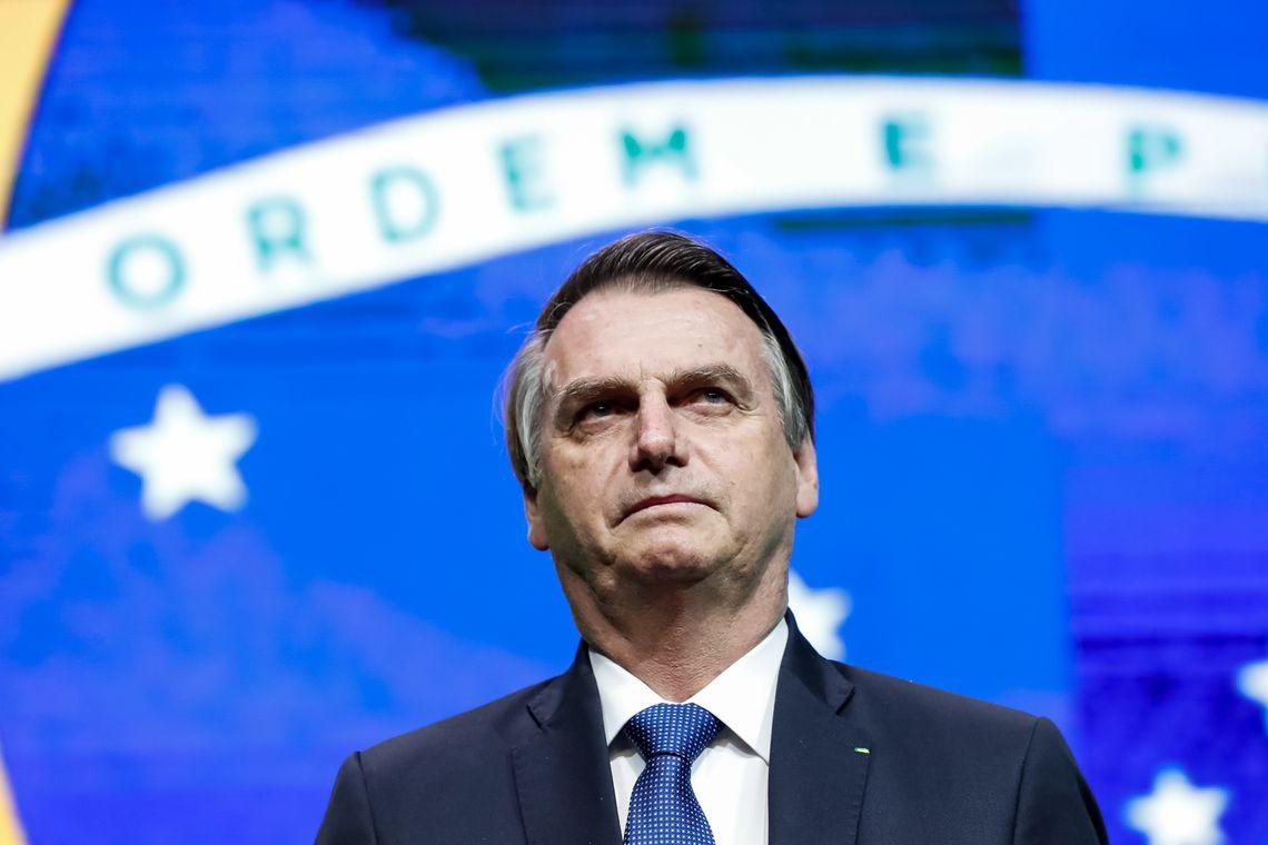 TRATADO – Bolsonaro anuncia que Brasil foi aceito como aliado extra-Otan