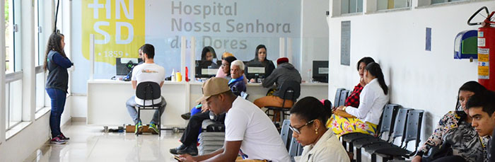 SAÚDE – HNSD tem novo número para marcação de consulta via Whatsapp