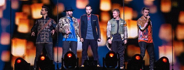 Backstreet Boys se apresenta em março no Brasil, diz jornal