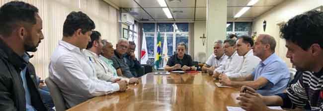 ECONOMIA – Empresários assinam concessão de áreas no Distrito Industrial de Itabira