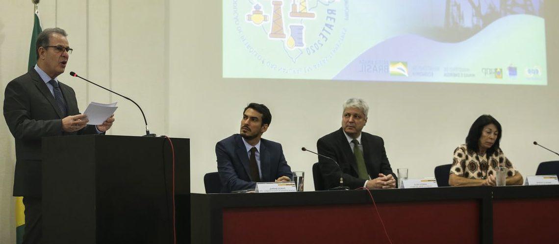 Governo lança programa para produção de petróleo e gás em terra